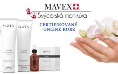 Novinka: certifikovaný online kurz Švýcarská manikúra