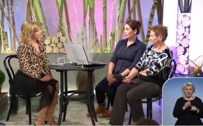 Aktuální téma Microblading – Iveta Pecháčková V Sama doma na ČT1