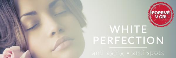 White Perfection: inovativní boj proti stárnutí